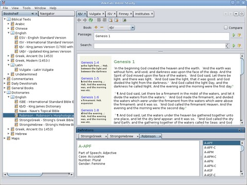 Alkitab Bible Study App for Windows Preview