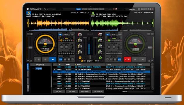 DJ ProMixer App for Windows Preview