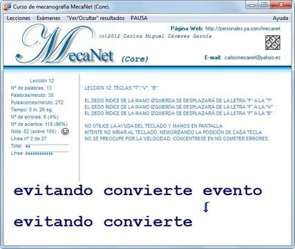 MecaNet Core App for Windows Preview