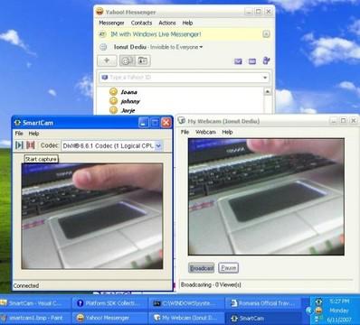 SmartCam Screenshot