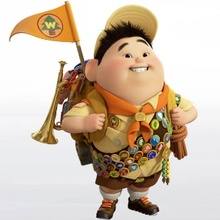 UP 3D Character - Russell icon