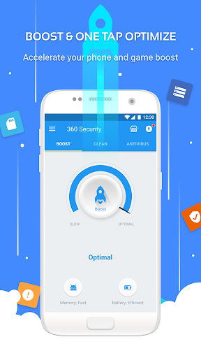 360 Security – Free Antivirus Booster Cleaner 5.3.7.4396 preview 1