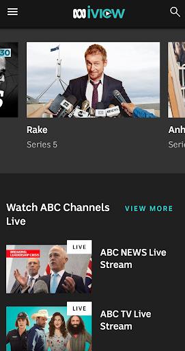 ABC iview 4.5.0 preview 1