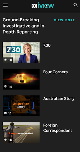 ABC iview 4.5.0 preview 2