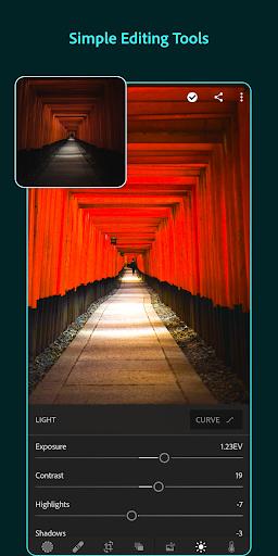 Adobe Lightroom – Photo Editor 4.3 preview 2