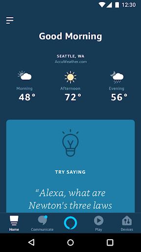 Amazon Alexa 2.2.271281.0 preview 1