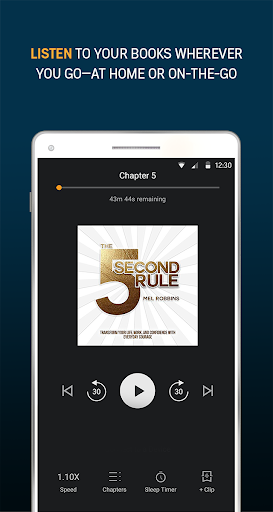 Audiobooks from Audible 2.36.0 preview 2