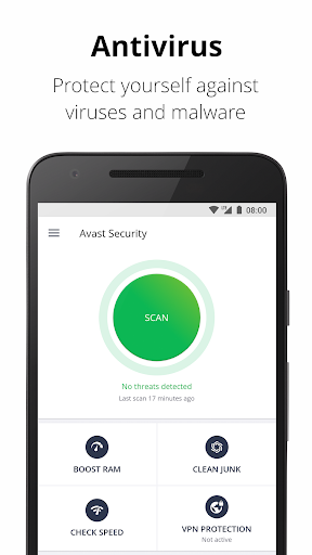 Avast Antivirus Mobile Security amp Virus Cleaner 6.19.1 preview 1