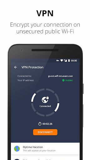 Avast Antivirus Mobile Security amp Virus Cleaner 6.19.1 preview 2