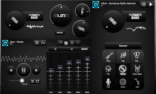 Bass Booster and Equalizer 1.1.16 preview 1
