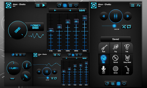 Bass Booster and Equalizer 1.1.16 preview 2