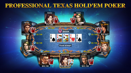 DH Texas Poker – Texas Holdem 2.7.0 preview 1