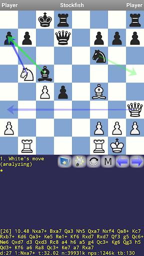 DroidFish Chess 1.74 preview 2