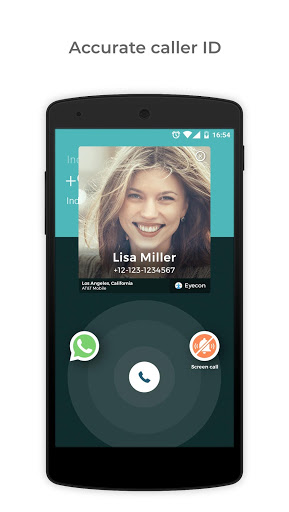 Eyecon Caller ID Call Recorder amp Phone Contacts 2.0.245 preview 1