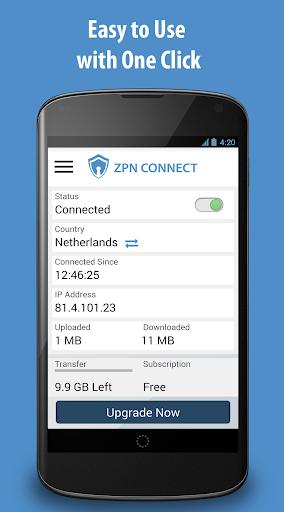 Free VPN Proxy – ZPN 5.0.1 preview 1