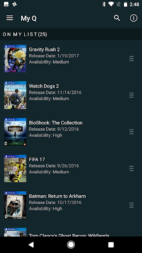 GameFly 7.83 preview 2