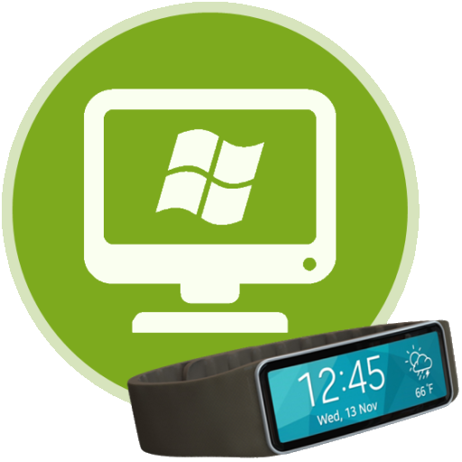 Gear Fit PC Control icon