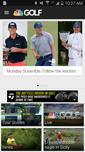 Golf Channel 5.0.3 preview 1