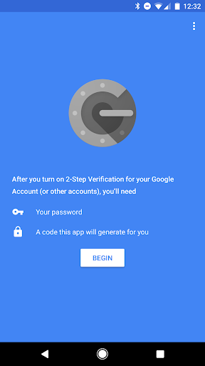 Google Authenticator 5.00 preview 1