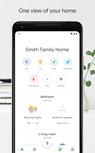 Google Home 2.11.1.8 preview 1