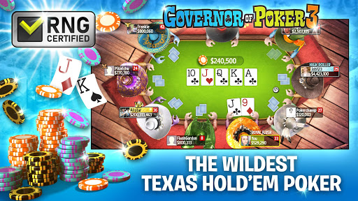 Governor of Poker 3 – Texas Holdem Casino Online 5.0.8 preview 2