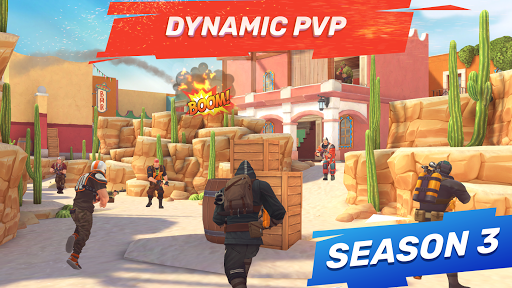 Guns of Boom – Online PvP Action 7.0.5 preview 1