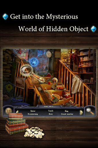 Hidden Object Mystery of the Secret Guardians 2.6.4.0 preview 2