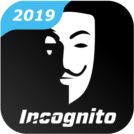 Incognito - Spyware Detector and Phone Security icon