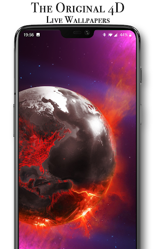 Live Wallpapers HD3D AMOLED Backgrounds–Pixel 4D 1.70 preview 1