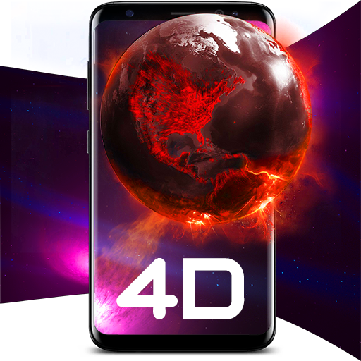 Live Wallpapers HD/3D AMOLED Backgrounds--Pixel 4D icon