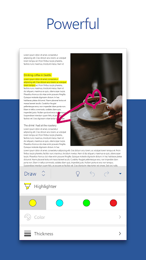 Microsoft Word Write Edit amp Share Docs on the Go 16.0.11601.20074 preview 2
