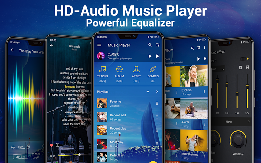 Music Player 3.2.2 preview 1