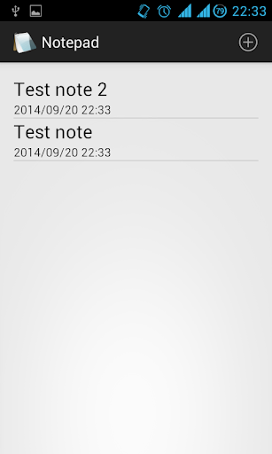 Notepad 2.1 preview 1
