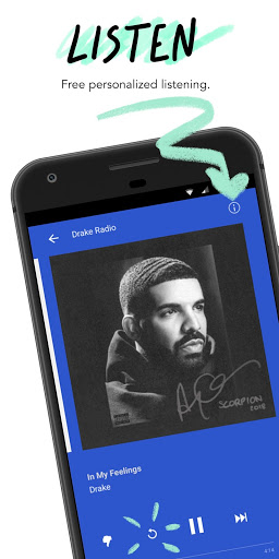 Pandora – Streaming Music amp Podcasts preview 1