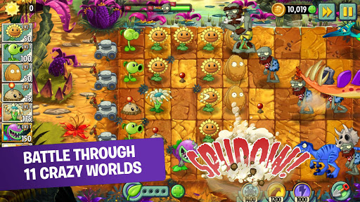 Plants vs. Zombies 2 Free 7.3.1 preview 1