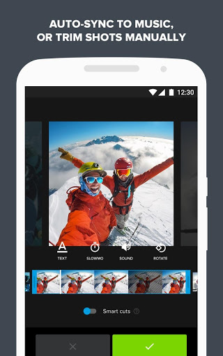 Quik Free Video Editor for photos clips music 5.0.6.4050-cfa2c7535 preview 2