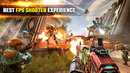 SHADOWGUN LEGENDS – FPS PvP and Coop Shooting Game 0.8.7 preview 1