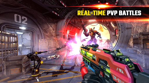 SHADOWGUN LEGENDS – FPS PvP and Coop Shooting Game 0.8.7 preview 2