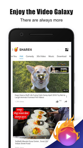 SHAREit – Transfer amp Share 4.8.12_ww preview 2