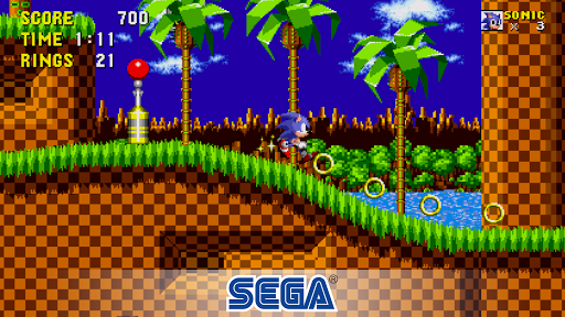 Sonic the Hedgehog Classic 3.3.0 preview 1