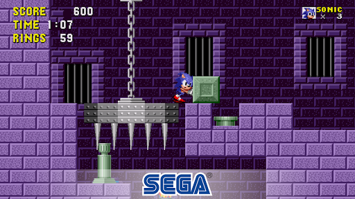 Sonic the Hedgehog Classic 3.3.0 preview 2