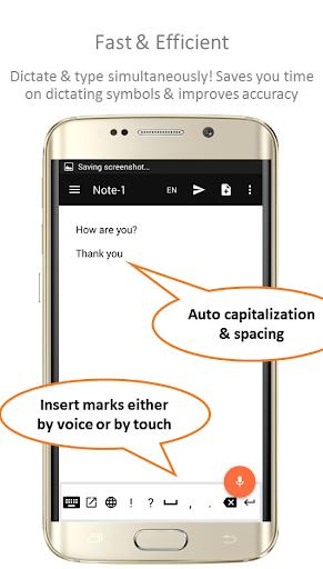 Speechnotes – Speech To Text 1.63 preview 2