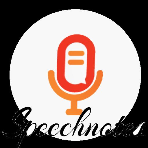 Speechnotes - Speech To Text icon