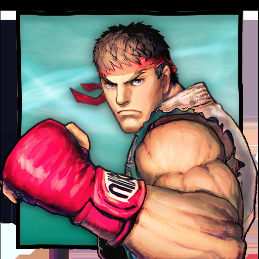 Street Fighter IV Champion Edition icon