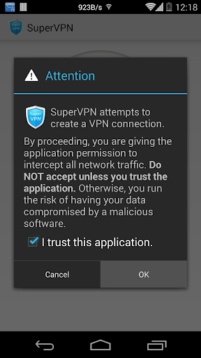 SuperVPN Free VPN Client 2.5.4 preview 2