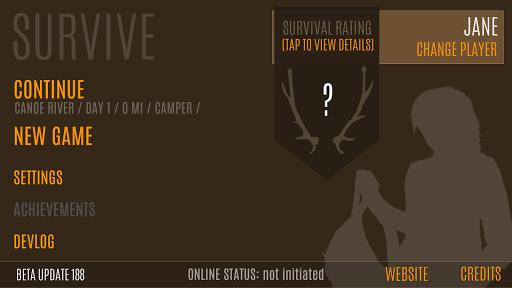Survive – Wilderness survival 0.319 preview 1