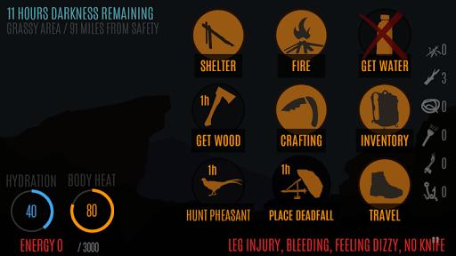 Survive – Wilderness survival 0.319 preview 2