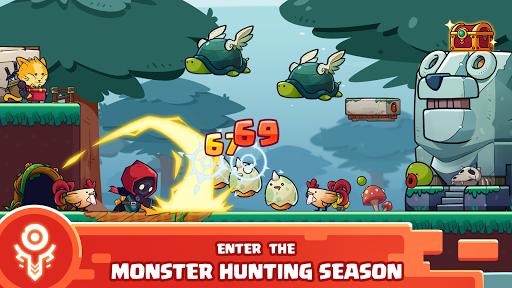 Sword Man – Monster Hunter 1.4.3 preview 2