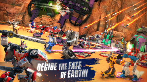 TRANSFORMERS Earth Wars 3.0.0.1146 preview 1