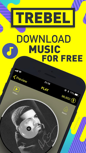 TREBEL Free Music – Unlimited Music Downloader App 4.2.2 preview 1